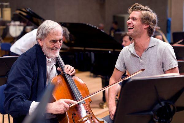 Auf der Suche nach der Melodie – Lachenmann in der musica viva