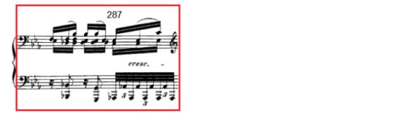 op. 111 – Eine Analyse in 335 Teilen – Takt 287