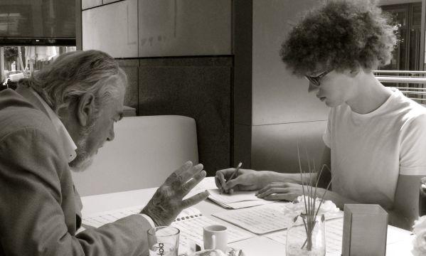 Sechzehntel verpflichten (Zum Tod des Komponisten Volker David Kirchner) – Gastbeitrag von Franz Ferdinand August Rieks