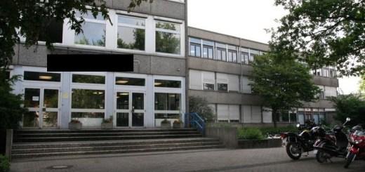 Mein Gymnasium. (Inzwischen offenbar abgerissen)