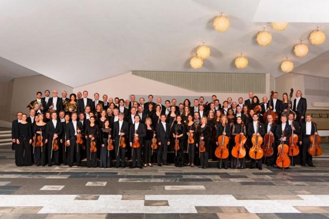 Deutsches Symphonieorchester. Foto: Frank Eidel