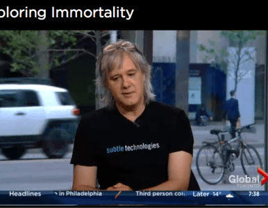 Exploring Immortality | Global News Video