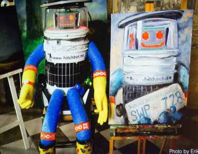 The Hitchbot – what robots say about us