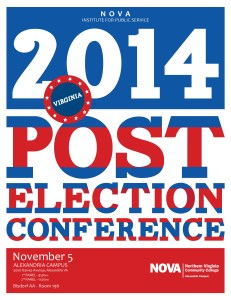 2014 Post Election Conference Flyer