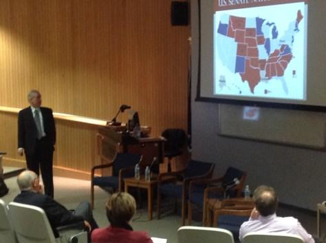 David Miller, Asst. Professor of Geography, NOVA AL Campus