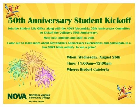 50th First Event for Student