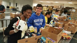 MDC at Feeding South Florida