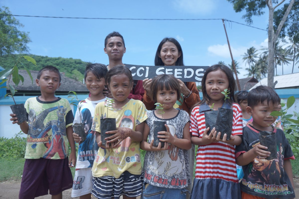 #CCISeeds around the World