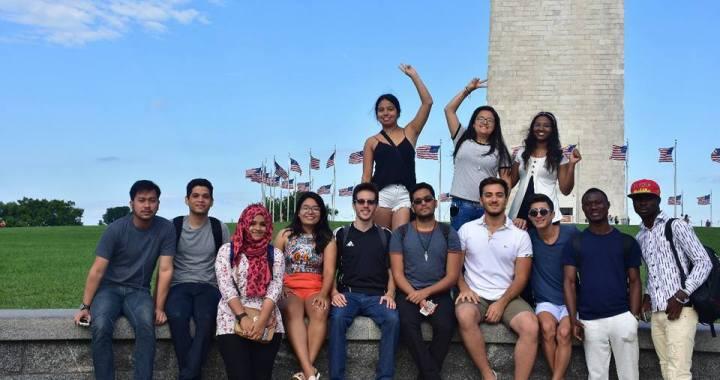 CCI NOVA 17-18 at Washington Monument