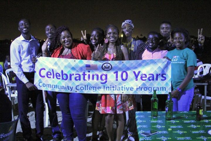 CCI alumni in Cote d'Ivoire