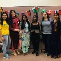 CCI Women Bring an International Perspective to a Local Girl Scouts Event