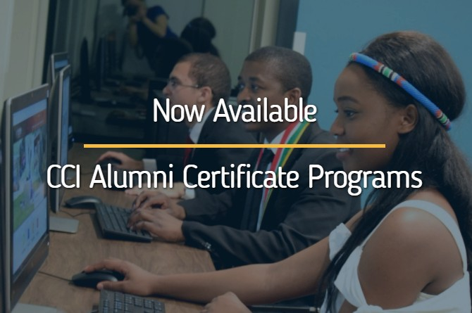 Hundreds of Alumni Continue to Learn and Grow Through CCI Alumni Certificate Programs