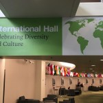 COD's International hall