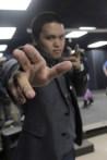 Santino doing Bruce Lee