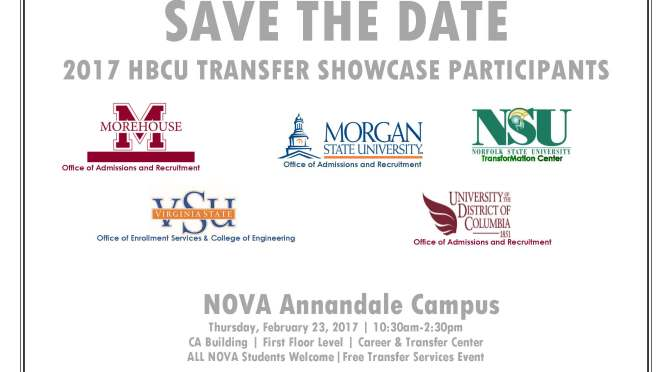 HBCU Transfer Showcase