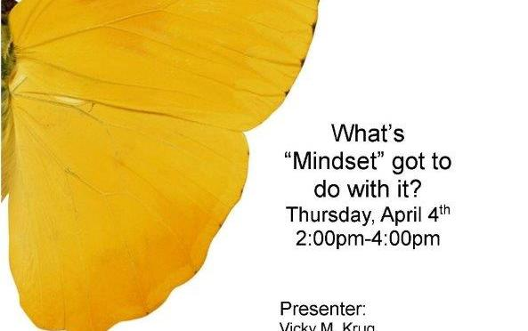 "What's ""Mindset"" got to do with it?"
