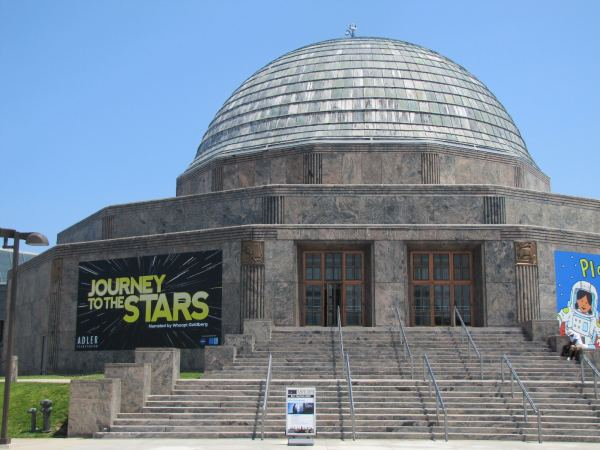 Adler Planetarium Blasts With World Advanced Digital Theater Official Nvidia