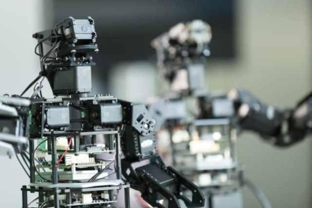 Jetson humanoid robots