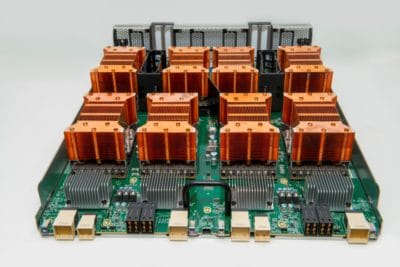 NVIDIA DGX-1 with Volta