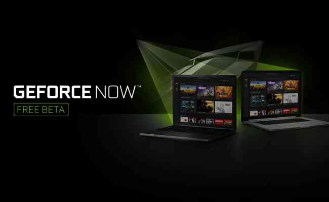 With Geforce Now A Billion Cheap Pcs Can Now Taste Gaming
