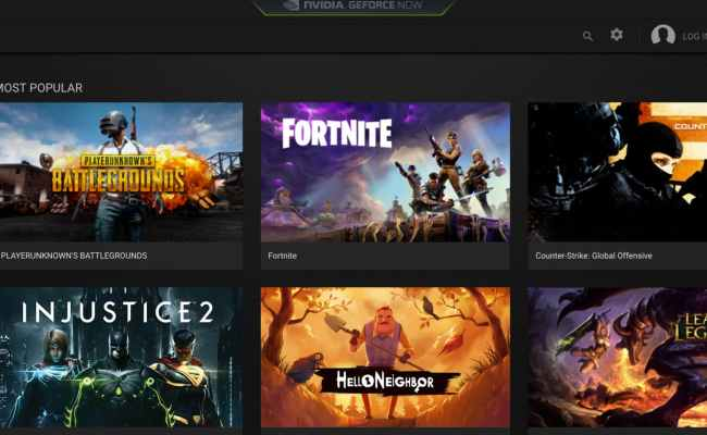 Nvidia Launches Geforce Now Game Streaming Service Pc Beta