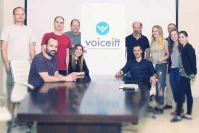 Voiceitt team