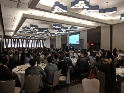 NeurIPS black in AI event