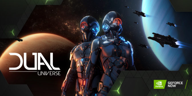 Dual Universe on GeForce NOW