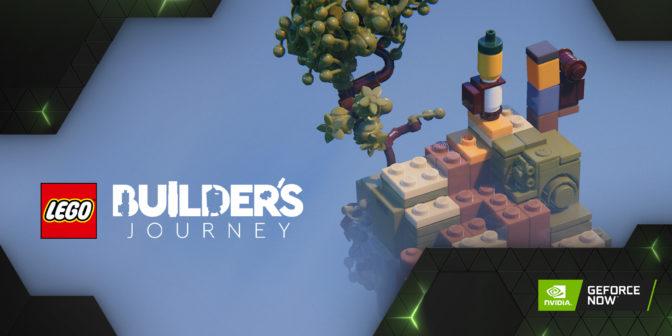 LEGO Builder's Journey on GeForce NOW