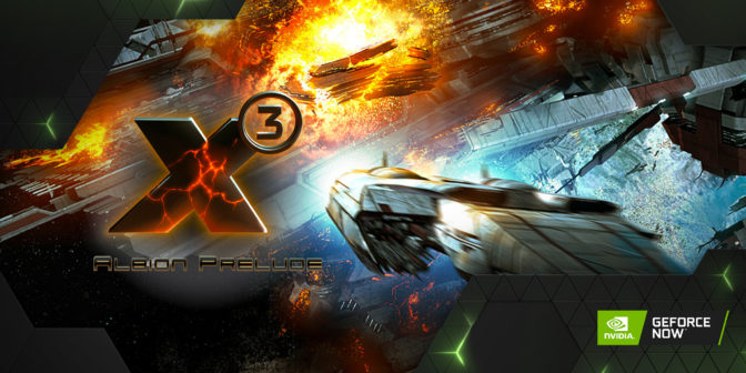 X3: Albion Prelude on GeForce NOW