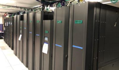 Agate supercomputer at MSI