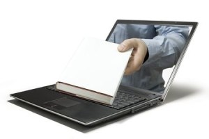 Hand coming out of laptop - Copy