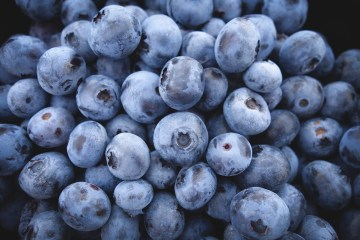 Blueberries - can they work with vitamin D?