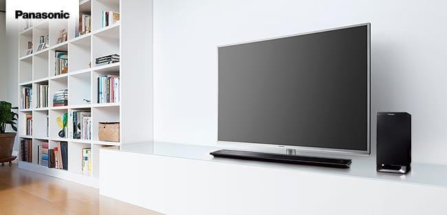 Soundbar Panasonic SC-HTB690 Bluetooth 350W Barra de sonido 3.1 canales