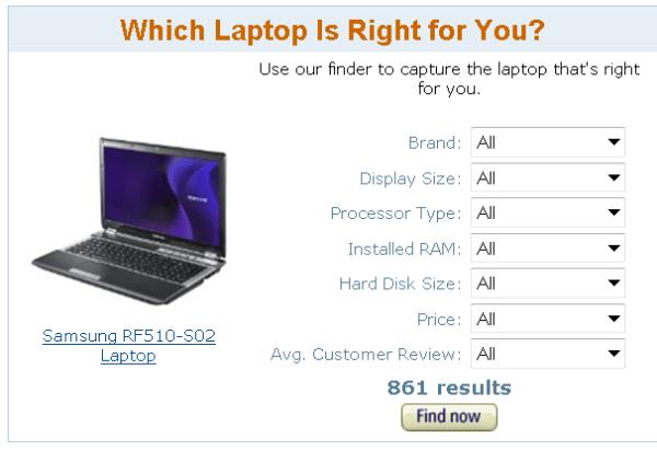 Amazon.com example