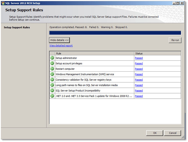 SQL Server 2012 (RC0) Installation and Configuration