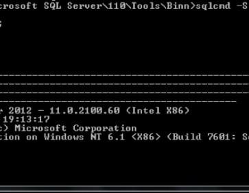 Install SQL Server 2012 Management Studio Express in Windows 7