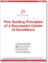 Successful Center of Excellence