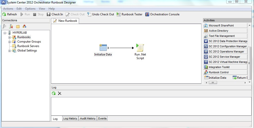 Using System Center Automation to Manage Office 365