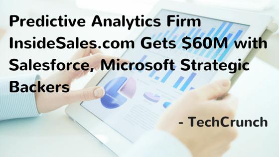 Predictive Analytics Firm