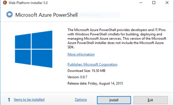Azure: Did you know? PowerShell Automation - Perficient Blogs