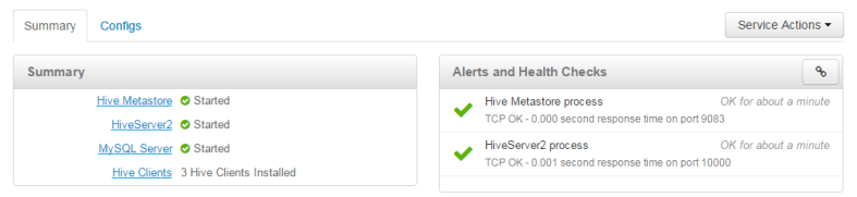 How to Connect Hortonworks Hive from Qlikview with ODBC