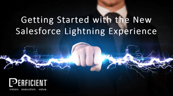 Getting Started with Salesforce Lightning Experience