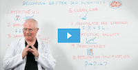 How to become a better SEO scientist