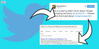 Can Tweeting a new link get it indexed by Google?