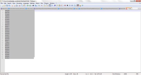 Pic 1 - Example with Spaces