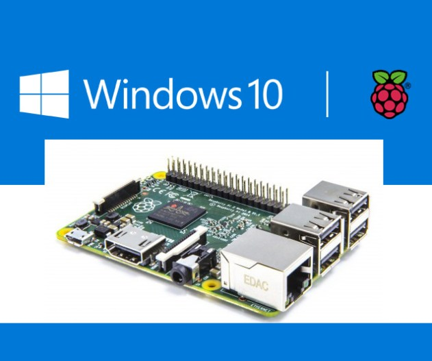 IoT development with Windows 10 and Raspberry Pi - What you