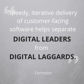 Forrester low code quote