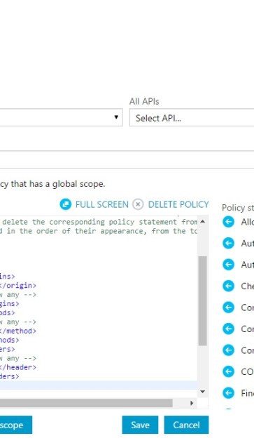 Importance of Policy Scope in Azure API Management - Perficient Blogs
