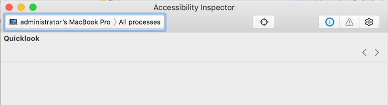 How to Make Your iOS App Accessible Using Xcode8 & swift3.1